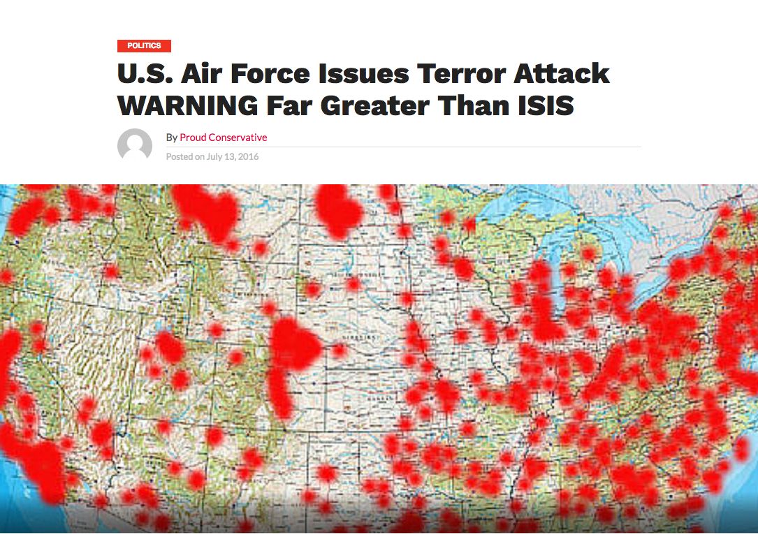 terror warning map from CONSJOURNAL.com - no owner info attached